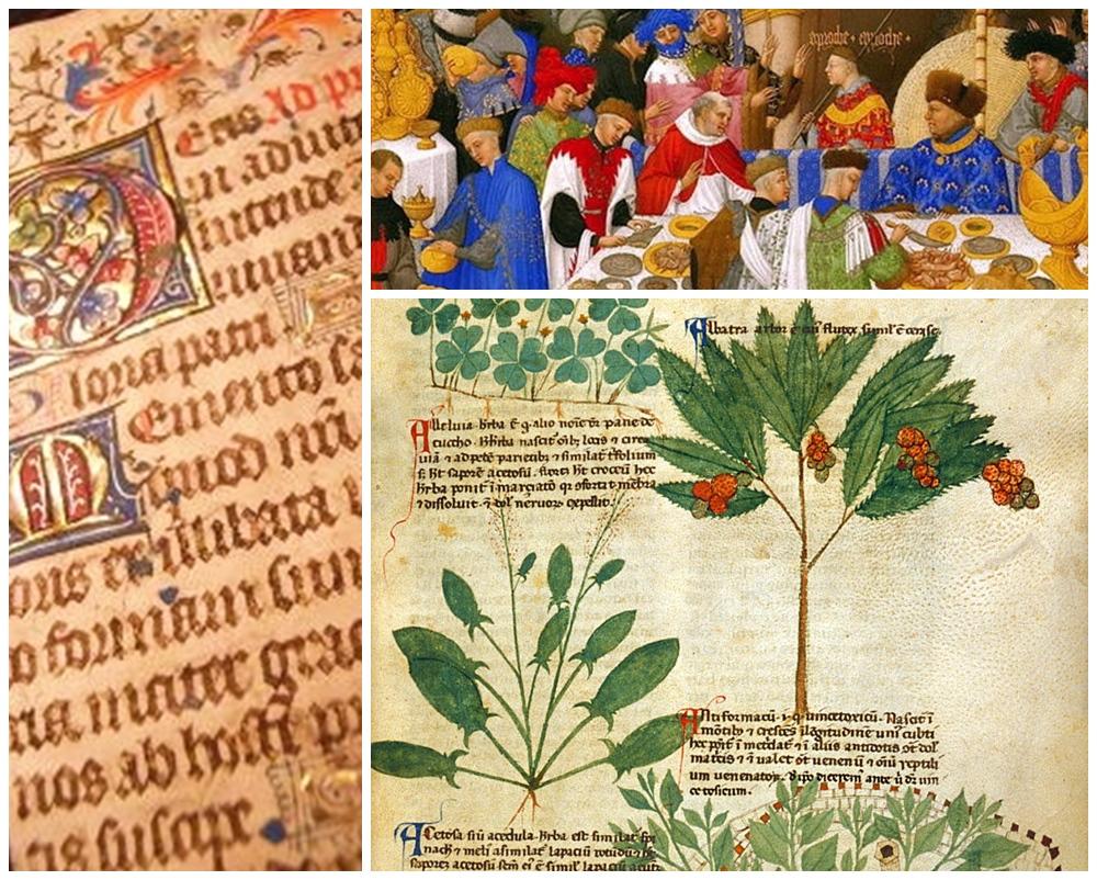 【終了】<ヒストリカル部門  8/5・大阪>夏季勉強会 「中世西欧の食と植物、写本の記録」