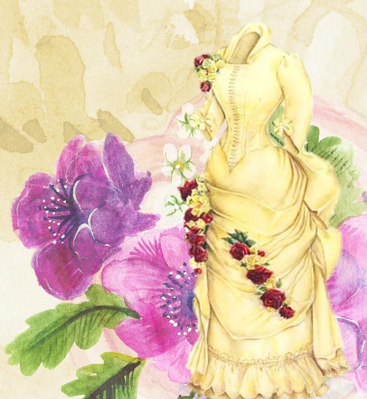 【終了】<ヒストリカル部門 3/23・名古屋>特別トーク ヴィクトリア朝と欧州の装い